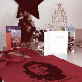 Che-zak, wenskaarten en boekje over Che
